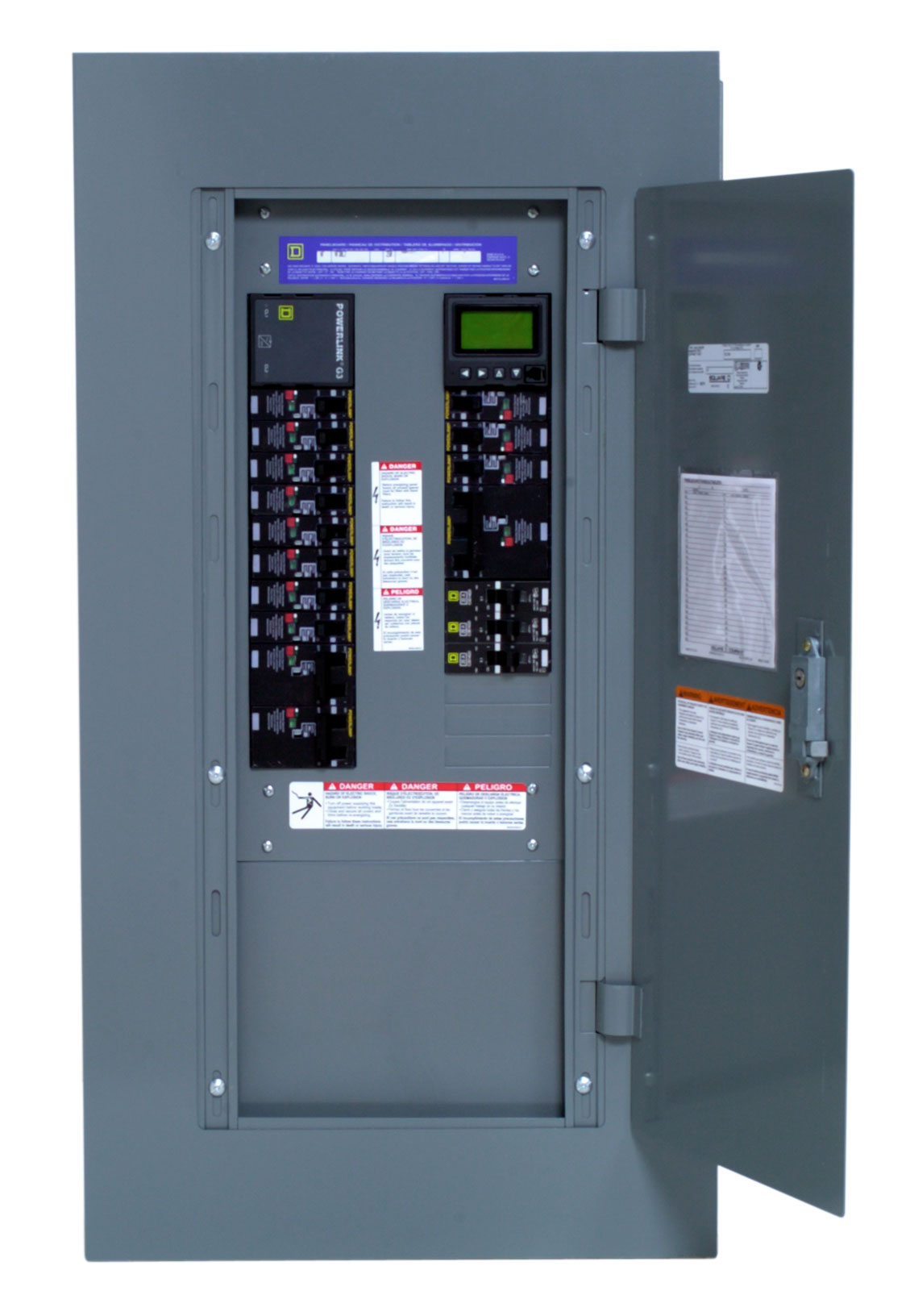 Over Under Voltage Protection Circuit
